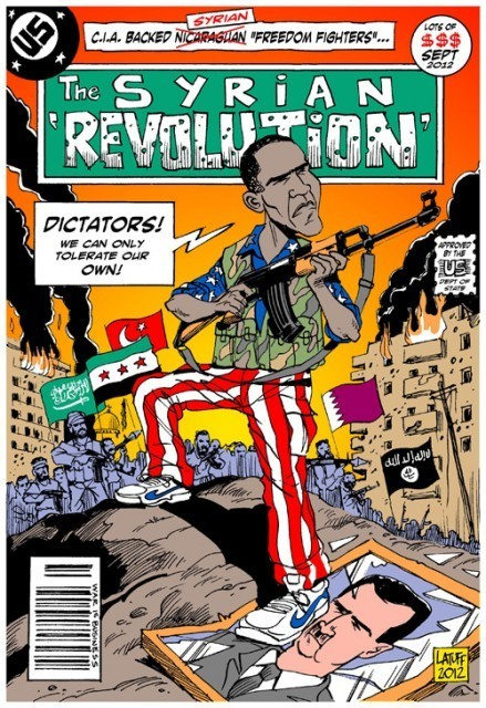 Al-Qaeda to the rescue By Pepe Escobar   Unthinking respect for authority is the greatest enemy of truth.   Scoop.it
