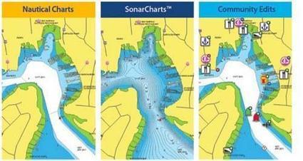 Sail-World.com - A global debut of new Navionics products   Sailing and Regatta : Apps, SW & Tracking   Scoop.it