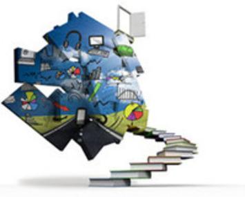 Éduquer au numérique en bibliothèque   TIC et TICE mais... en français   Scoop.it