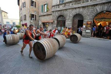 Palio delle Botti - 'A tavole con il Nobile' compie 10 anni - Fiere&Eventi - Terra&Gusto - ANSA.it | Good Things From Italy - Le Cose Buone d'Italia | Scoop.it