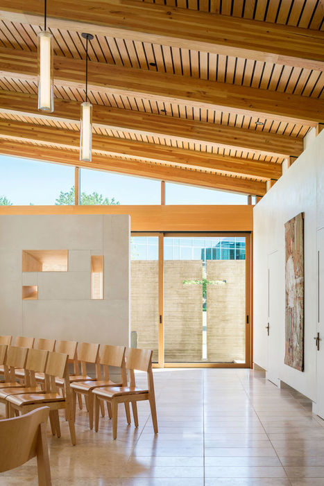 These Gorgeous Buildings Showcase the Surprisingly Innovative Future of Wood | I can explain it to you, but I can't understand it for you. | Scoop.it