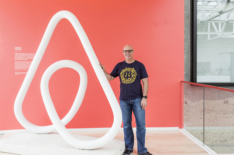 Touring Startup Life With Airbnb Chief of IT | Fac & Staff Newsletter | Scoop.it