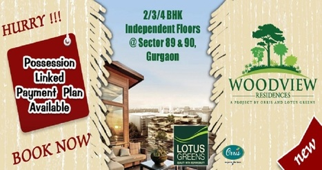 Orris Woodview Residences Location Map | India Property | Real Estate India | Residential Property In India | Scoop.it
