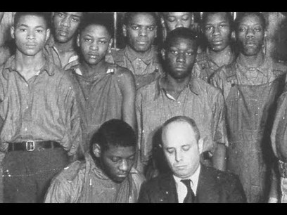 The Case of the Scottsboro Boys [VIDEO] | LibertyE Global Renaissance | Scoop.it