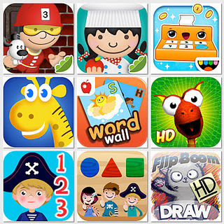 Top iPod & IPad Kid Game Apps (October 2011 Edition)   iPad Recommended Educational App Lists   Scoop.it