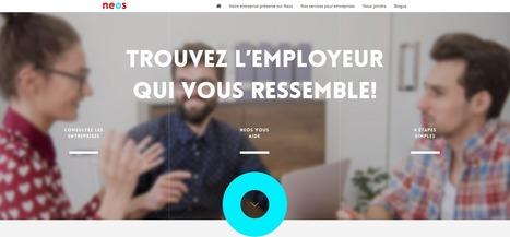Vidéo, transparence et marque employeur: Néos | Entretiens Professionnels | Scoop.it