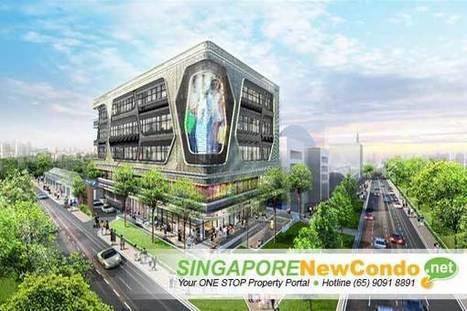 Hexacube @ Changi  | Showflat 9091 8891 | New Condo Launches in Singapore |  SingaporeNewCondo.net | Scoop.it