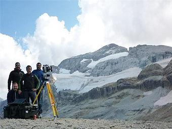 El glaciar norte de Monte Perdido ha reducido su área en más de 2 metros | Vallée d'Aure - Pyrénées | Scoop.it