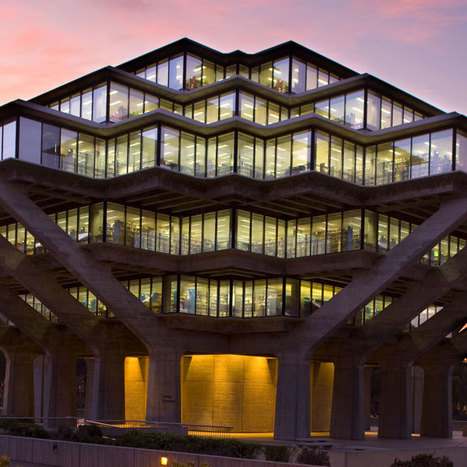 7 of the coolest libraries in the world | TravelingBackpacking | Scoop.it