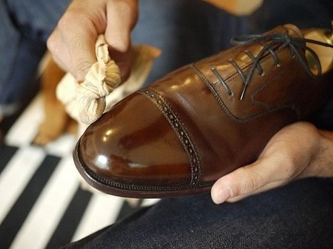 How to Properly Shine Leather Shoes | Shoe Shine in Melbourne | Scoop.it