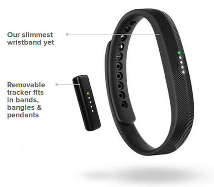 Fitbit Introduces Charge 2 and Flex 2 Fitness Trackers | Embedded Systems News | Scoop.it