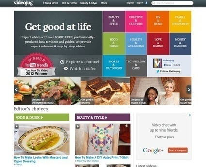 12 How-to and DIY Video Sites | Social Media, SEO, Mobile, Digital Marketing | Scoop.it