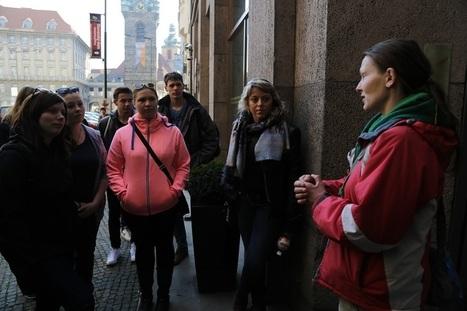 À Prague, des SDF vous font visiter la ville | Entrepreneuriat et économie sociale | Scoop.it
