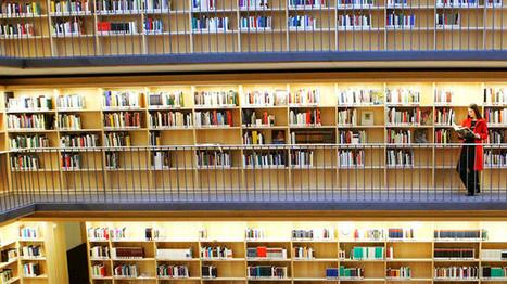 Wofür brauchen wir noch Bücher und Bibliotheken?   Lernen 2.0   Scoop.it