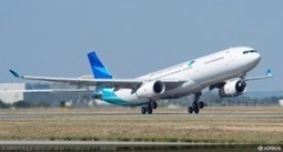 Garuda Indonesia starts taking delivery of new A330-300 - Aviation Questions   Aviation News   Scoop.it