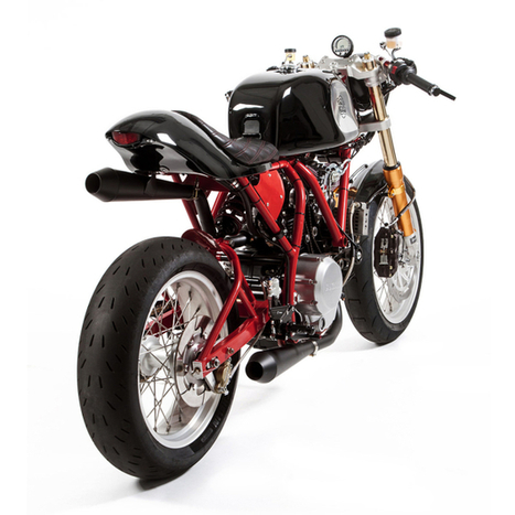 Dreamliner: a Ducati-powered custom from Deus | Bike EXIF | Ductalk Ducati News | Scoop.it