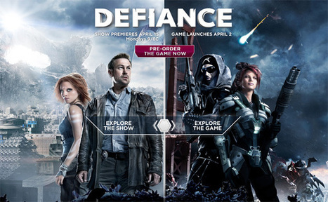 TV's biggest transmedia effort 'Defiance' to hit game consoles next week - Lost Remote | screen seriality | Scoop.it