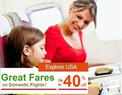 Grab online Cheap Flight Booking | Summer Vacation Deals For USA | Scoop.it