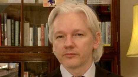 "EXCLUSIVE: ""Bradley #Manning Has Become a Martyr"" - #WikiLeaks' Julian #Assange on Guilty Verdict 