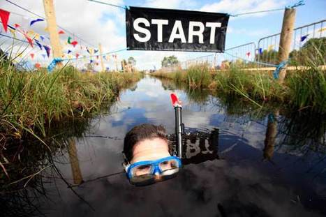 Bog Snorkeling | All about water, the oceans, environmental issues | Scoop.it