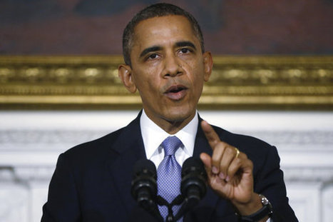 Obama lashes Republicans as government reopens | Insurance news and updates | Scoop.it