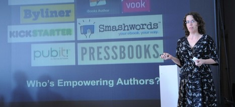 The Future of the Author-Publisher Relationship - Jane Friedman | BOWL | Scoop.it
