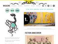 12 of the Most Beautiful Literary Magazines Online - Flavorwire | spoken word poetry | Scoop.it