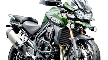 2014 TIGER EXPLORER XC ~ Grease n Gasoline | Cars | Motorcycles | Gadgets | Scoop.it