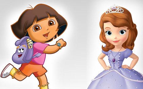 New Disney Characters Make It Big in TV's Preschool Playground - New York Times | Metaliteracy | Scoop.it