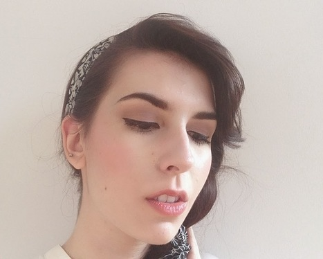 Beautyfineprint: NYX Cream blush in Boho chic | Beauty | Scoop.it