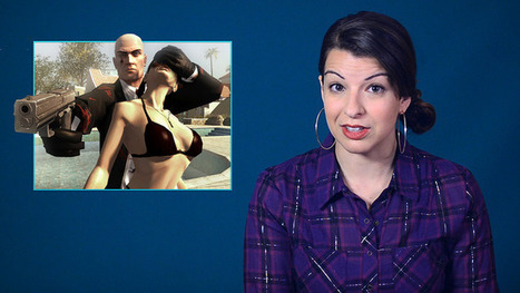 Vitriolic abuse of Anita Sarkeesian: why the games industry needs her | Gazing | Scoop.it