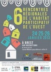 Rencontres Régionales de l'Habitat Participatif - interview des organisateurs   partage&collaboratif   Scoop.it