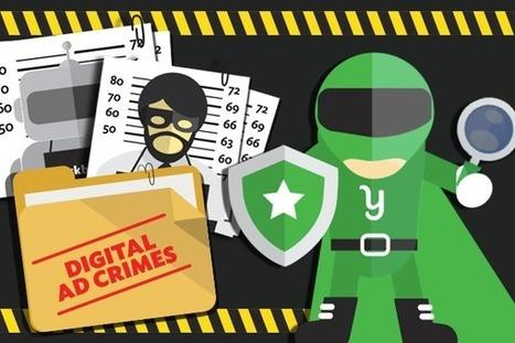 Infographic: digital ad crimes | The Wall Blog | Digital Marketing for Pharma | Scoop.it