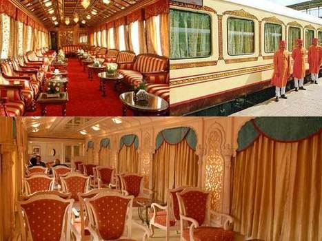 The Palace on Wheels, The Luxury Trains in India | Travel Tips and Entertainment Info | Palace on wheels | Scoop.it