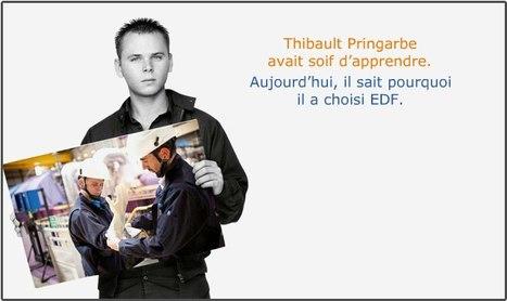 EDF recrute des bac pro en alternance ! | Le groupe EDF | Scoop.it