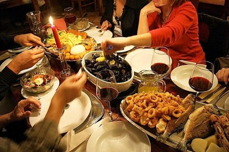 Healthy Eating: How to Survive in a Restaurant - Organic Connections | lydie7211@hotmail.fr | Scoop.it
