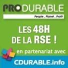 "PRODURABLE 2013 : la RSE made in France | ""green business"" | Scoop.it"