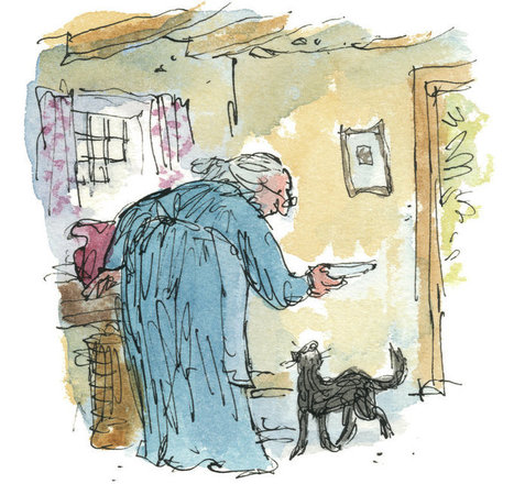 100 Years Later, Beatrix Potter's Tale Of A Fanciful Feline To Be Published | Inspiration | Scoop.it
