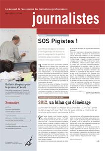 Au sommaire du numéro 145 du magazine Journalistesn un dossier : SOS Pigistes ! #Belgique | Emploi Métiers Presse Ecriture Design | Scoop.it
