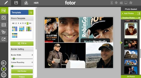 Create Great Image Compositions and Photo Montages with Fotor | Information Economy | Scoop.it
