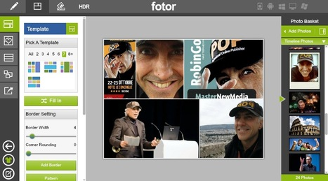 Create Great Image Compositions and Photo Montages with Fotor | Training in Business | Scoop.it