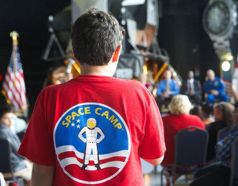 RACE TO SPACE | 2015 SPACE CAMP SCHOLARSHIP | Mundos Virtuales, Educacion Conectada y Aprendizaje de Lenguas | Scoop.it