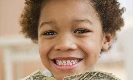 Parents more likely to give sons an allowance than daughters | It's Show Prep for Radio | Scoop.it