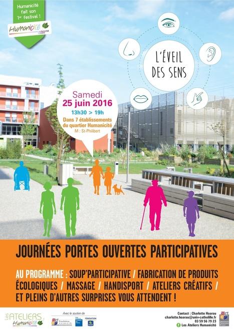 Premier Festival d'Humanicité : l'éveil des sens   HUMANICITE - Actualités   Humanicité   Scoop.it
