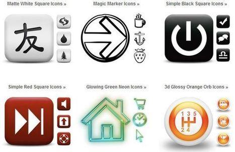 ICONS etc, más de 128.000 iconos y cliparts gratuitos para tus trabajos | Educacion, ecologia y TIC | Scoop.it