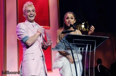 Ariana Grande Brasil on Twitter | Social Media Focus | Scoop.it