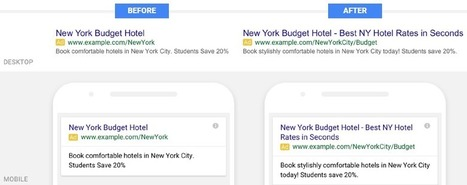 Google Expanded Text Ads: 10 things you need to know | Search Engine Watch | Marketing, Public Relations & Small Business | Scoop.it