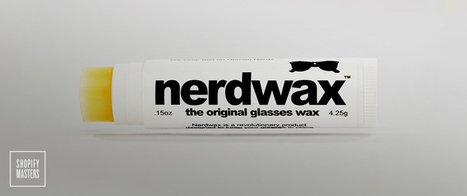 Nerdwax Turned Down 2 Shark Tank Offers and Still Built a Million Dollar Business | Artdictive Habits : Sustainable Lifestyle | Scoop.it