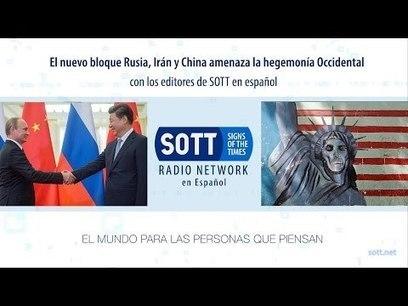 CNA: Alianza de Rusia con Irán y China preocupa a EEUU y la OTAN | La R-Evolución de ARMAK | Scoop.it