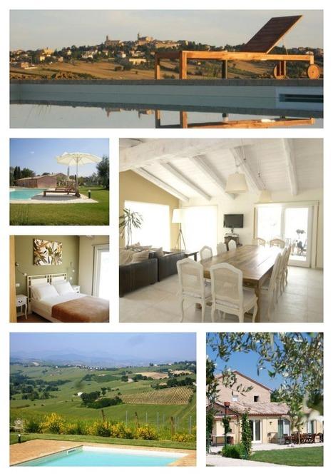 Best Le Marche Accommodation: Tenuta San Marcello, San Marcello | Le Marche Properties and Accommodation | Scoop.it